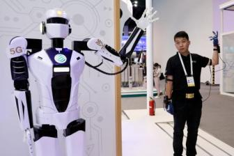 Scale of China's core AI industry hit 51b yuan in 2019: off
